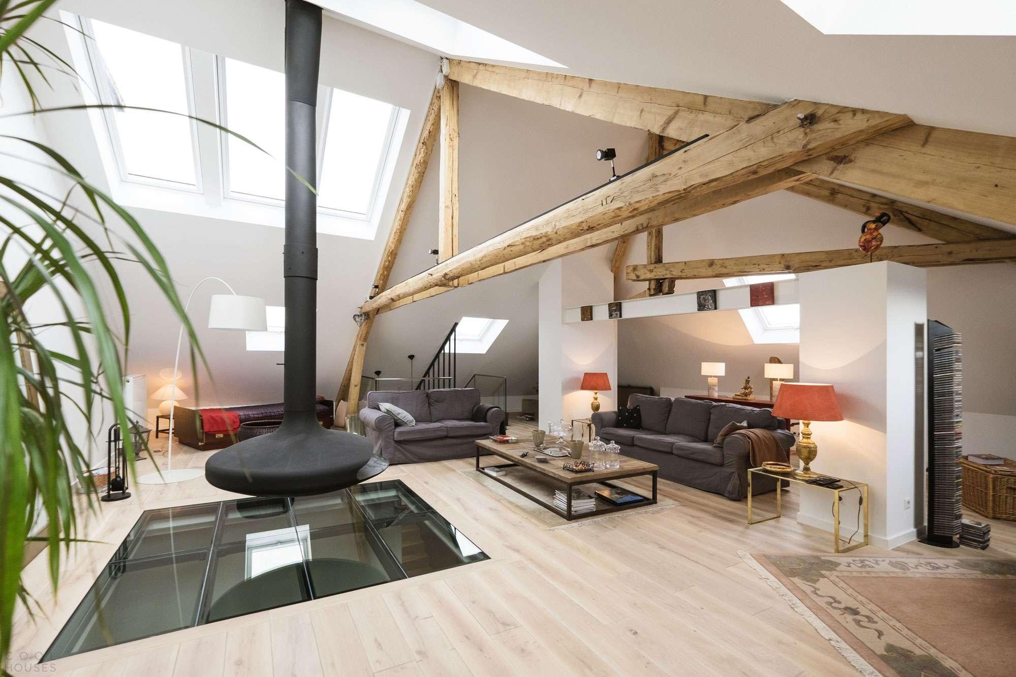 Дом с мансардой в Люксембурге