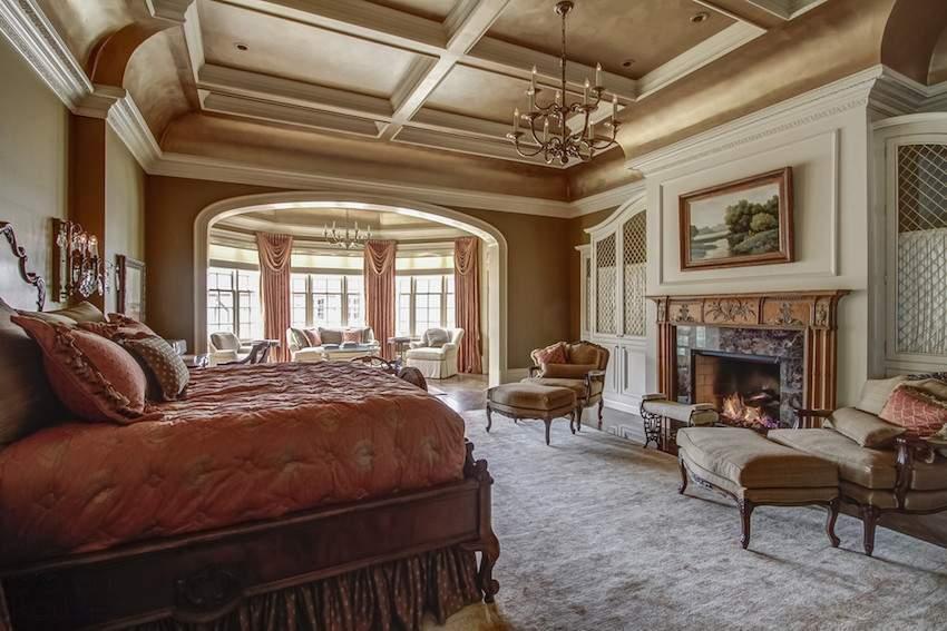 Элегантный частный особняк в США