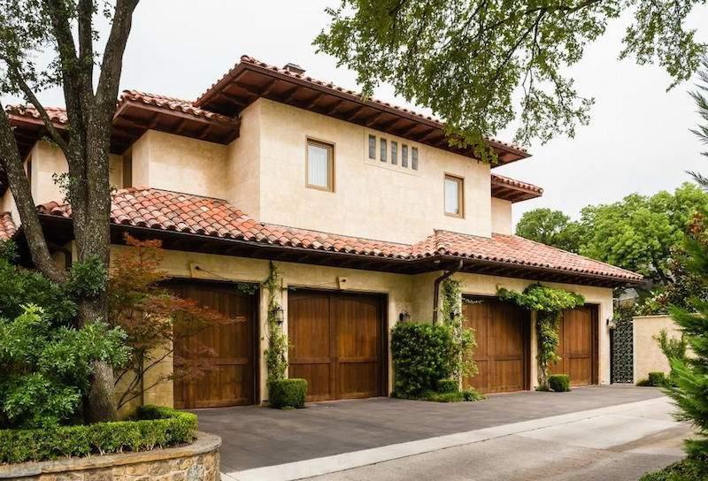 Элитная частная резиденция в США