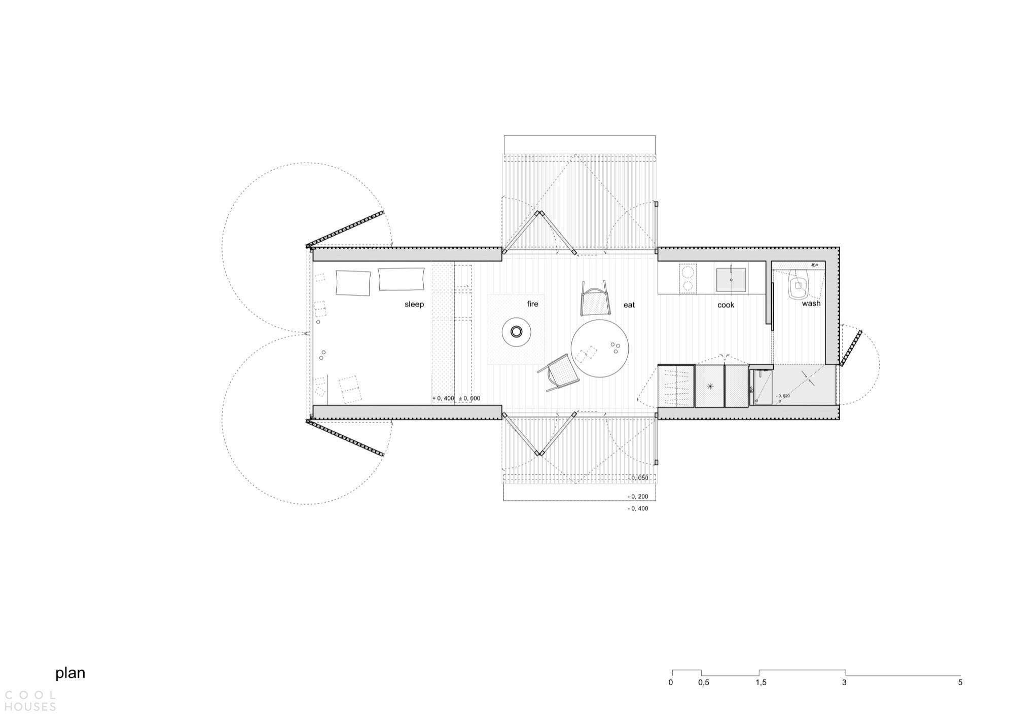 Мобильный Ковчег от международной команды архитекторов
