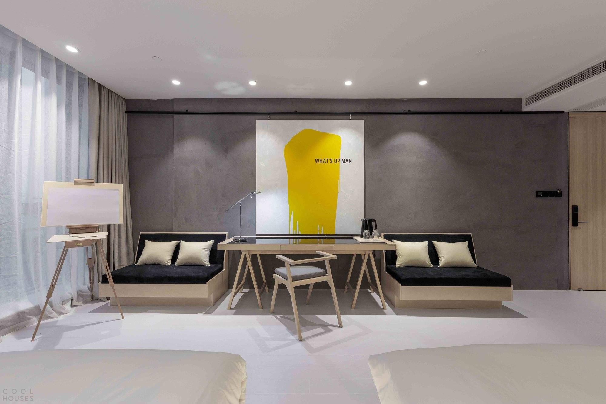 Молодежный отель в Китае