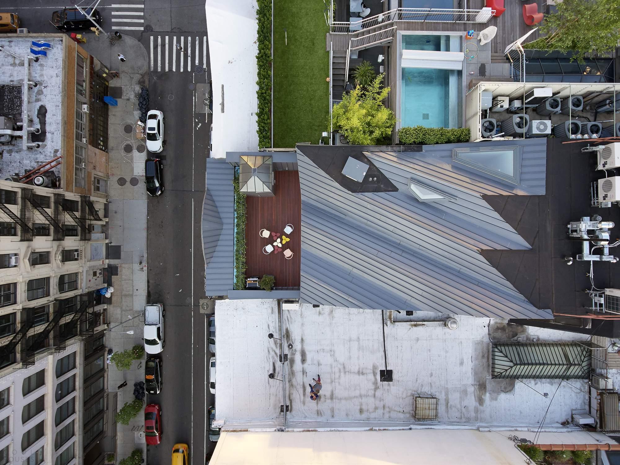 Реконструкция дома с чугунным фасадом в США