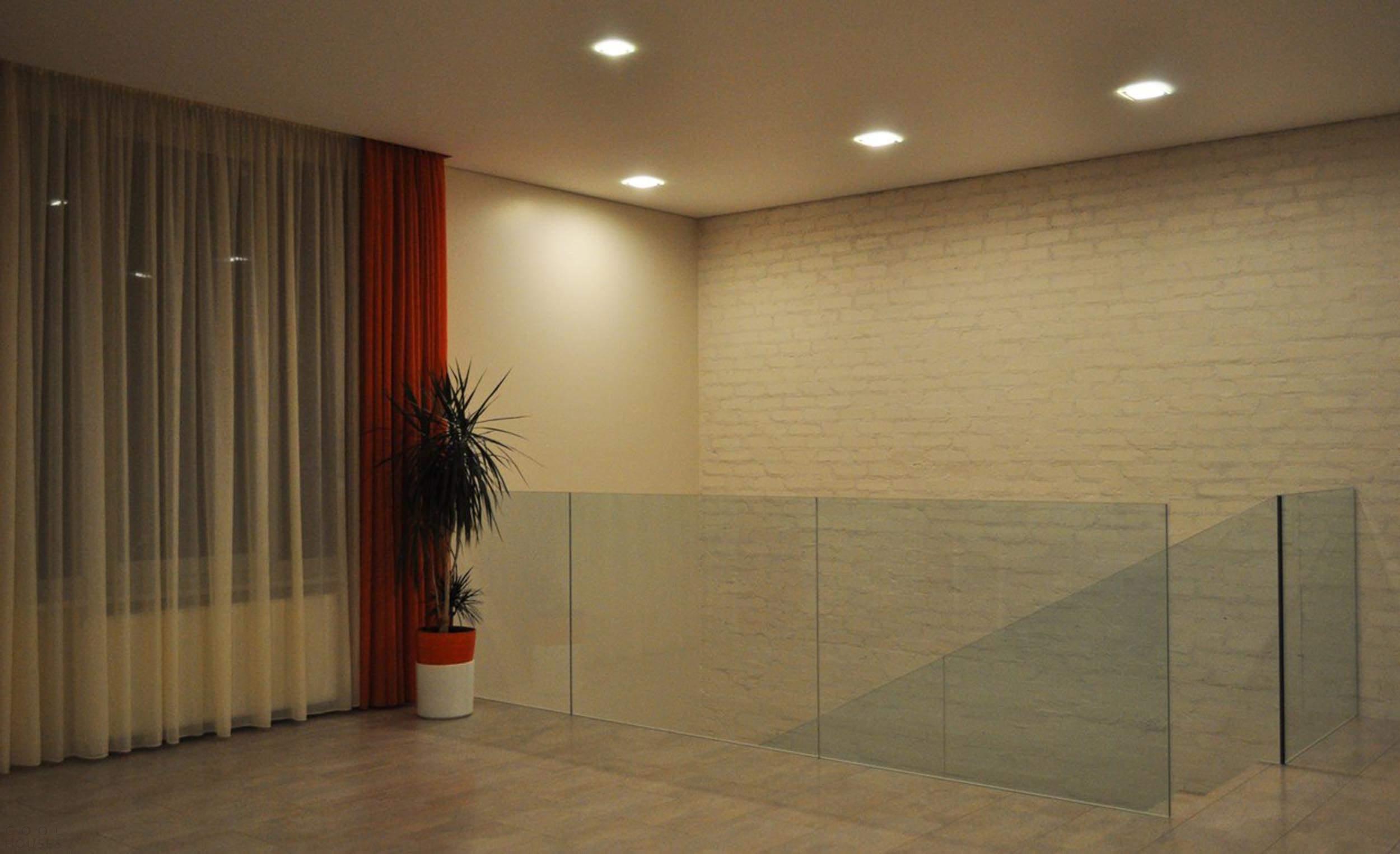 Стильный коттедж в Подмосковье от Sboev3 Architect