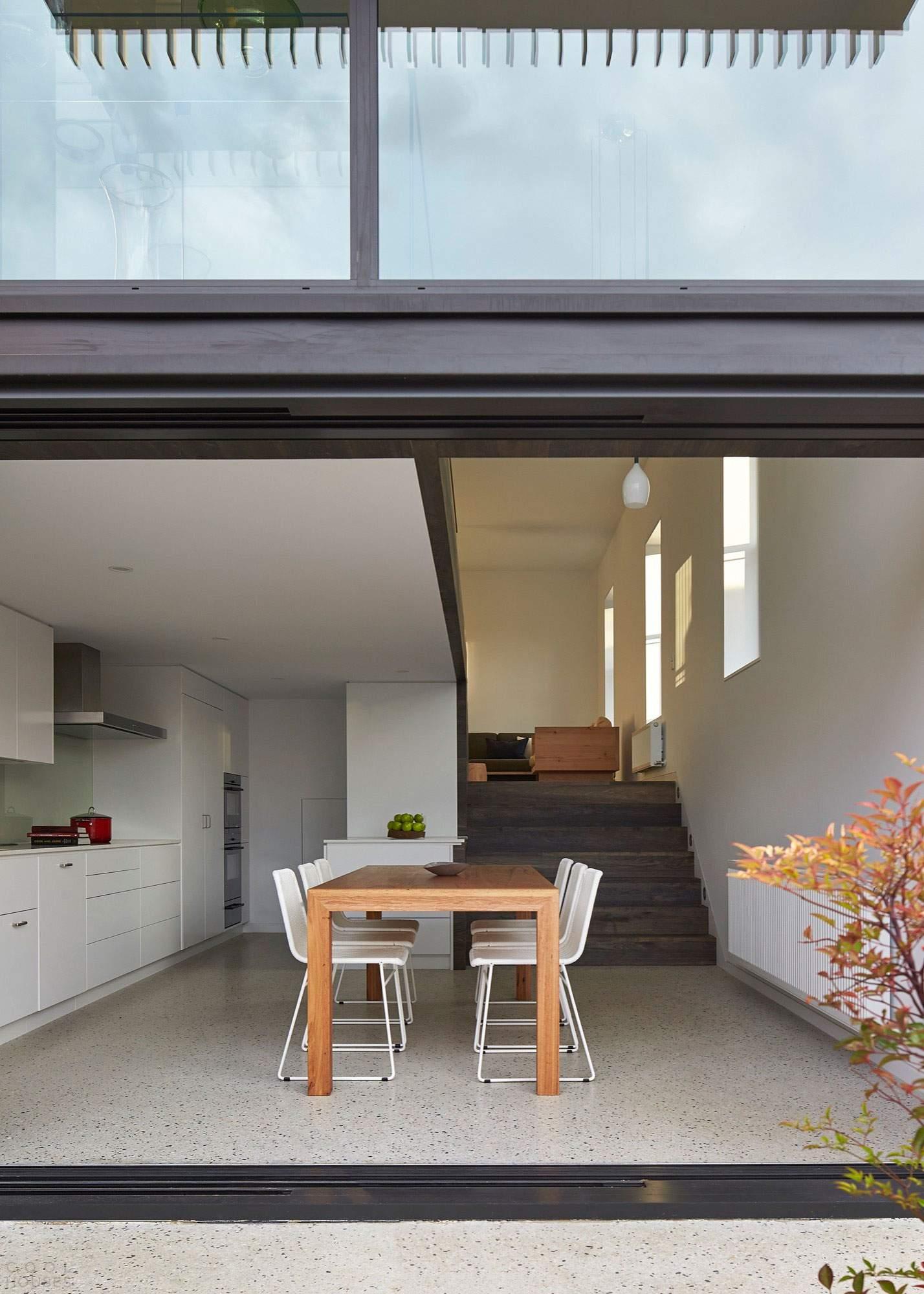 Загородный дом с уютным интерьером