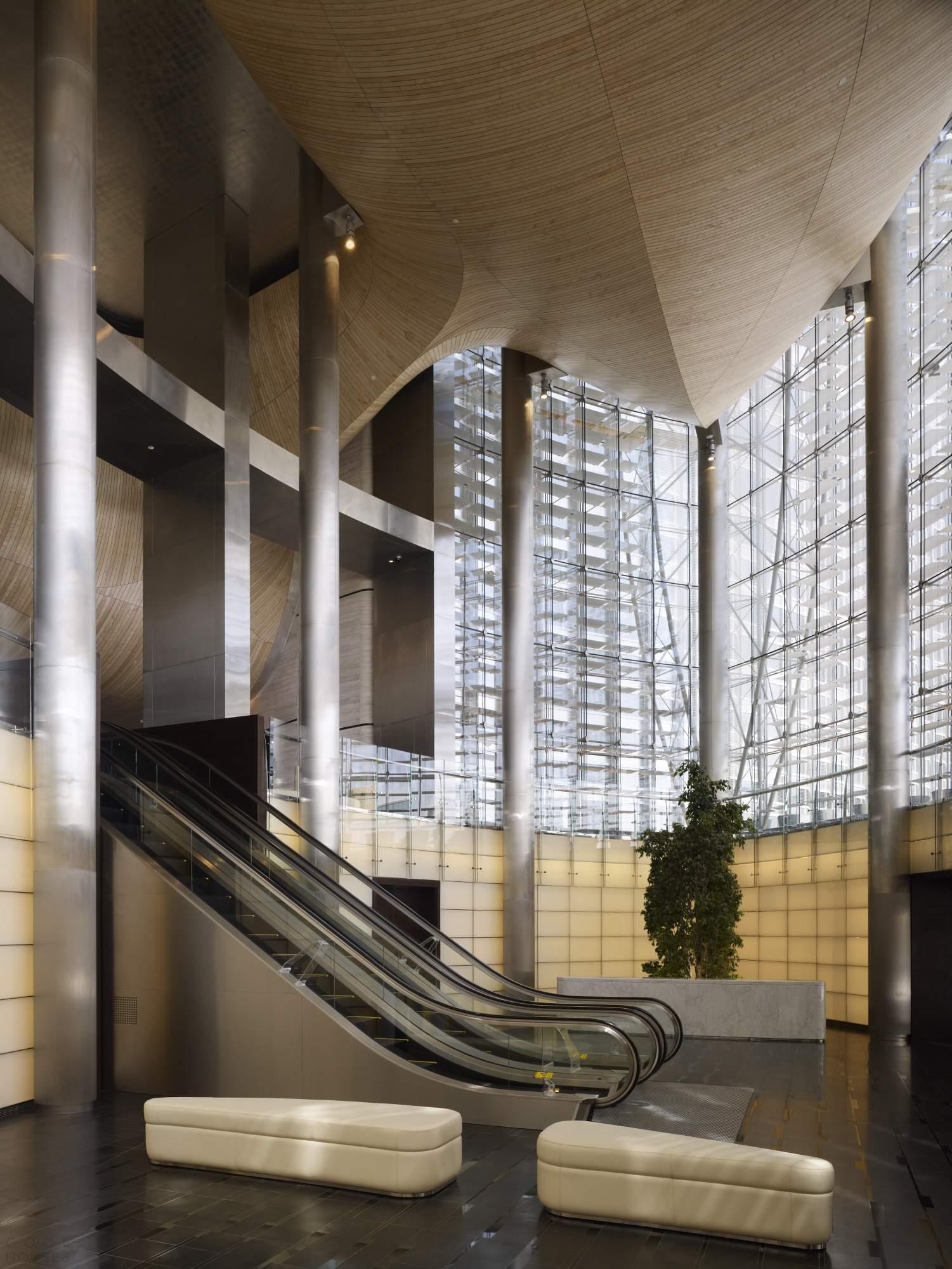 Небоскреб «Бурдж-Халифа» в ОАЭ