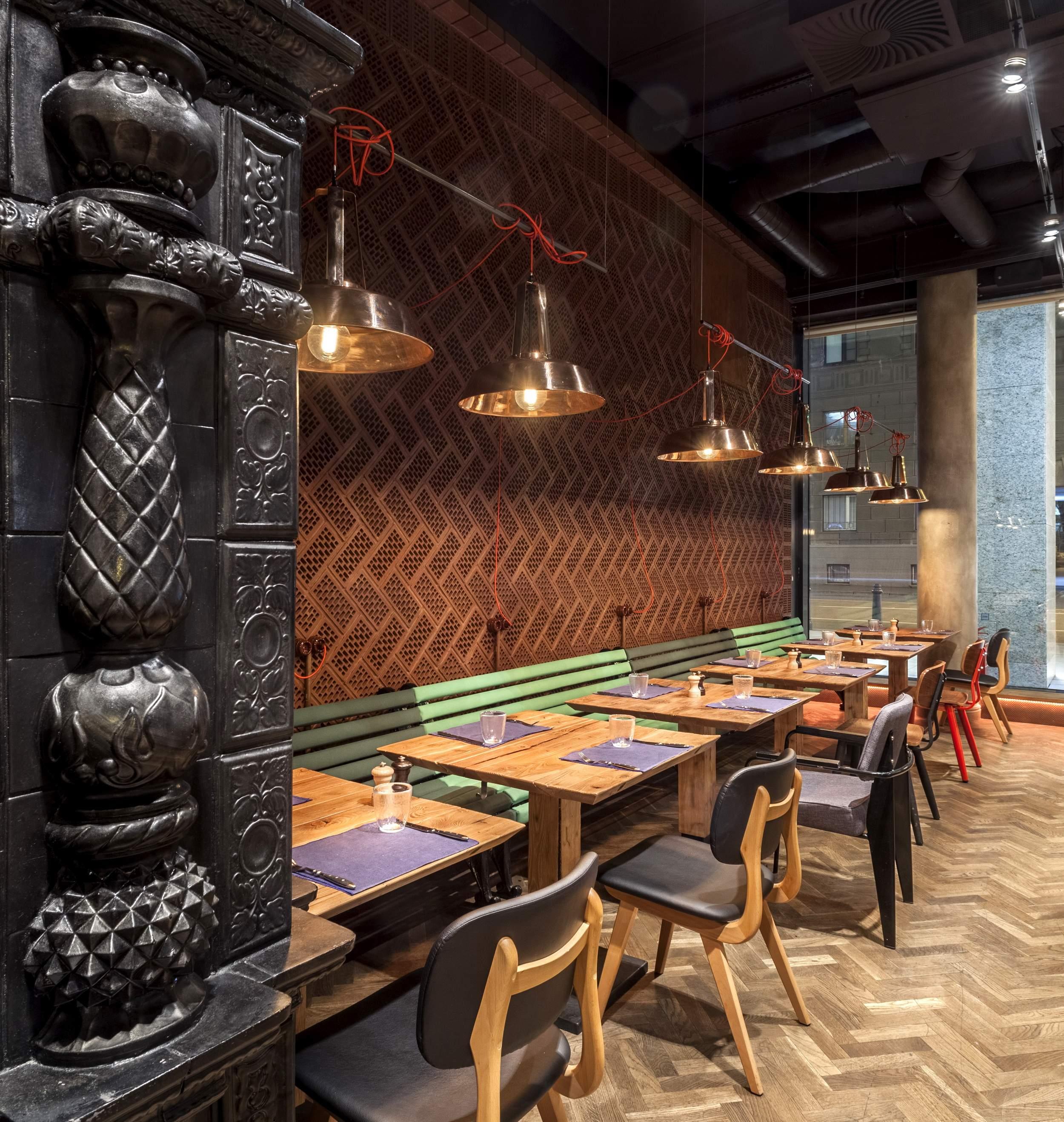 Ресторан «Adri BBQ Wine Restaurant» в Москве, Россия