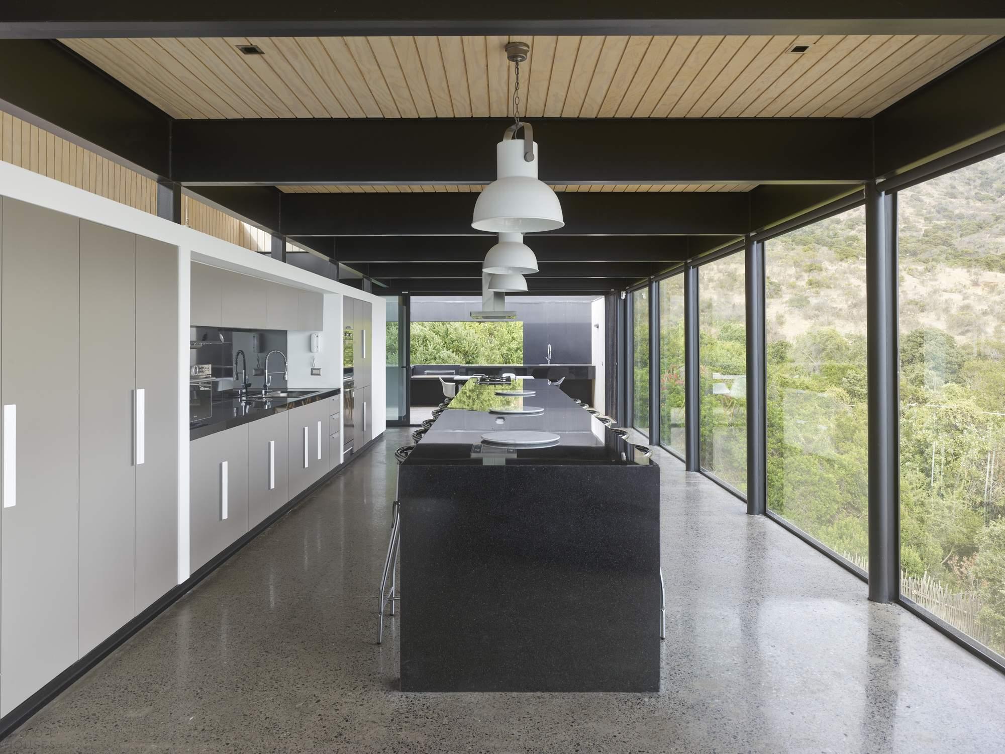 Дом с видом на Тихий океан, Чили
