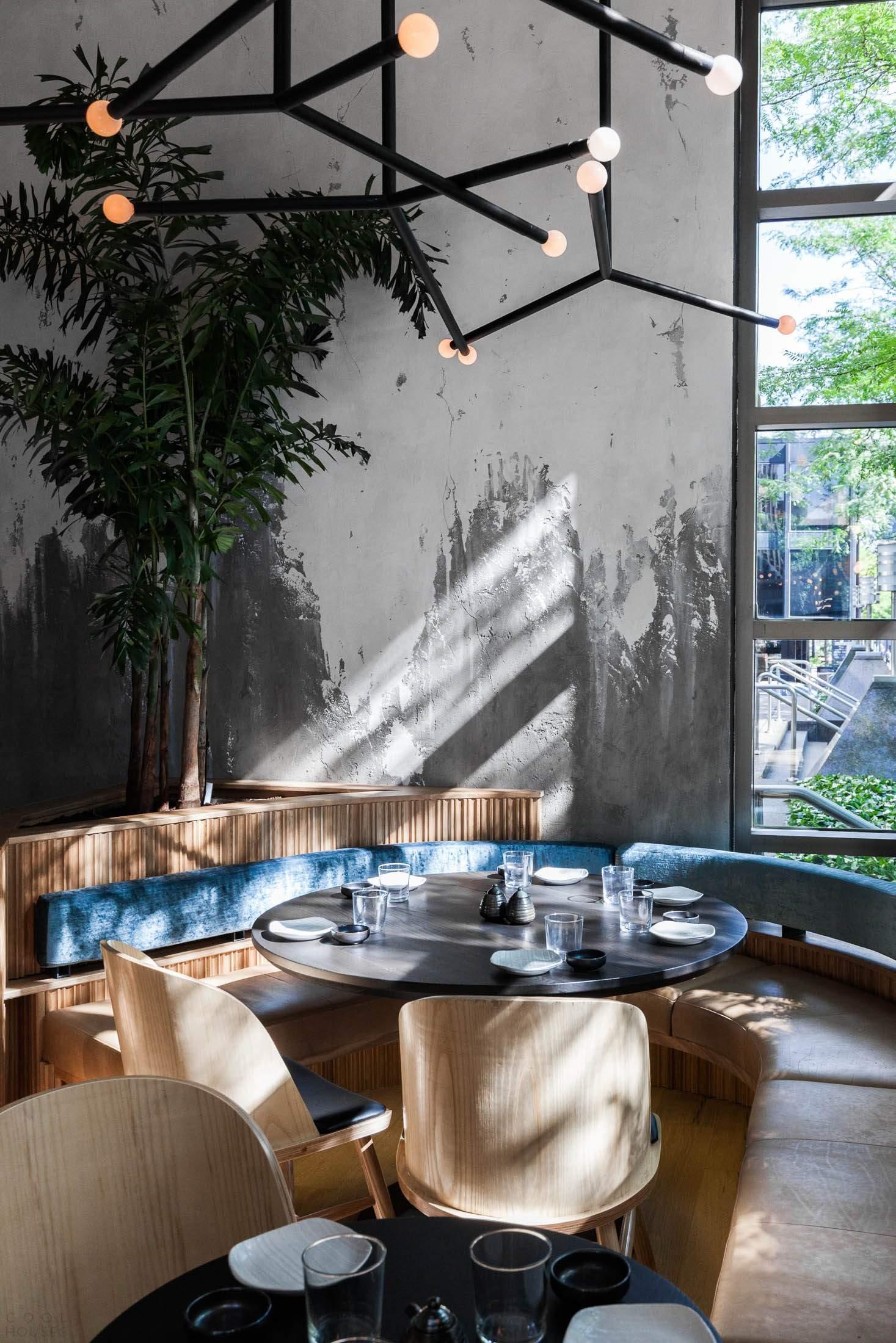 Японский ресторан Ryù в Канаде