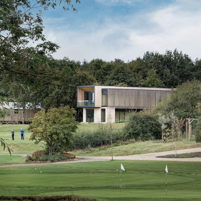 Гольф-клуб Feldon Valley в Великобритании