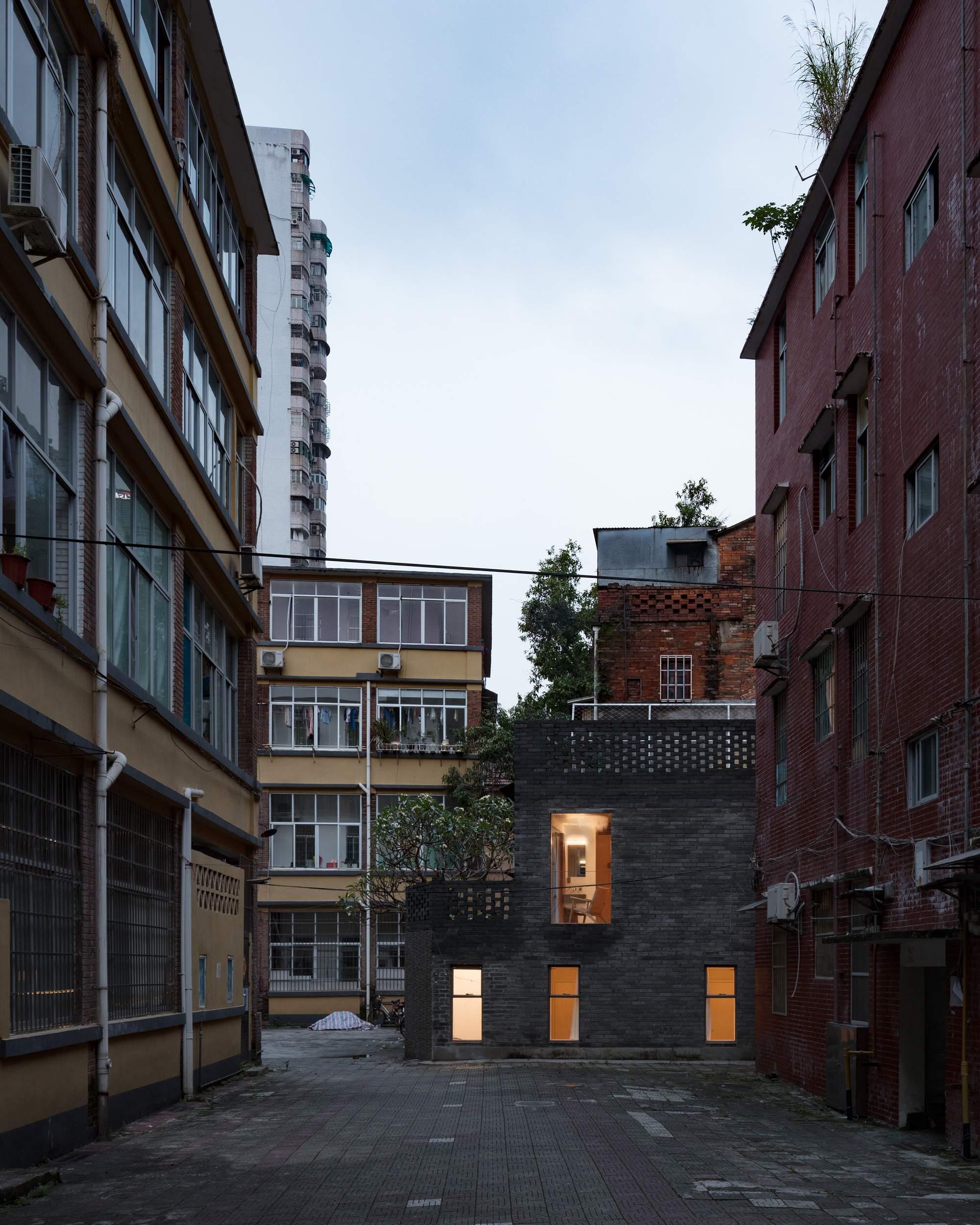 Гостевой дом для молодых путешественников в Китае