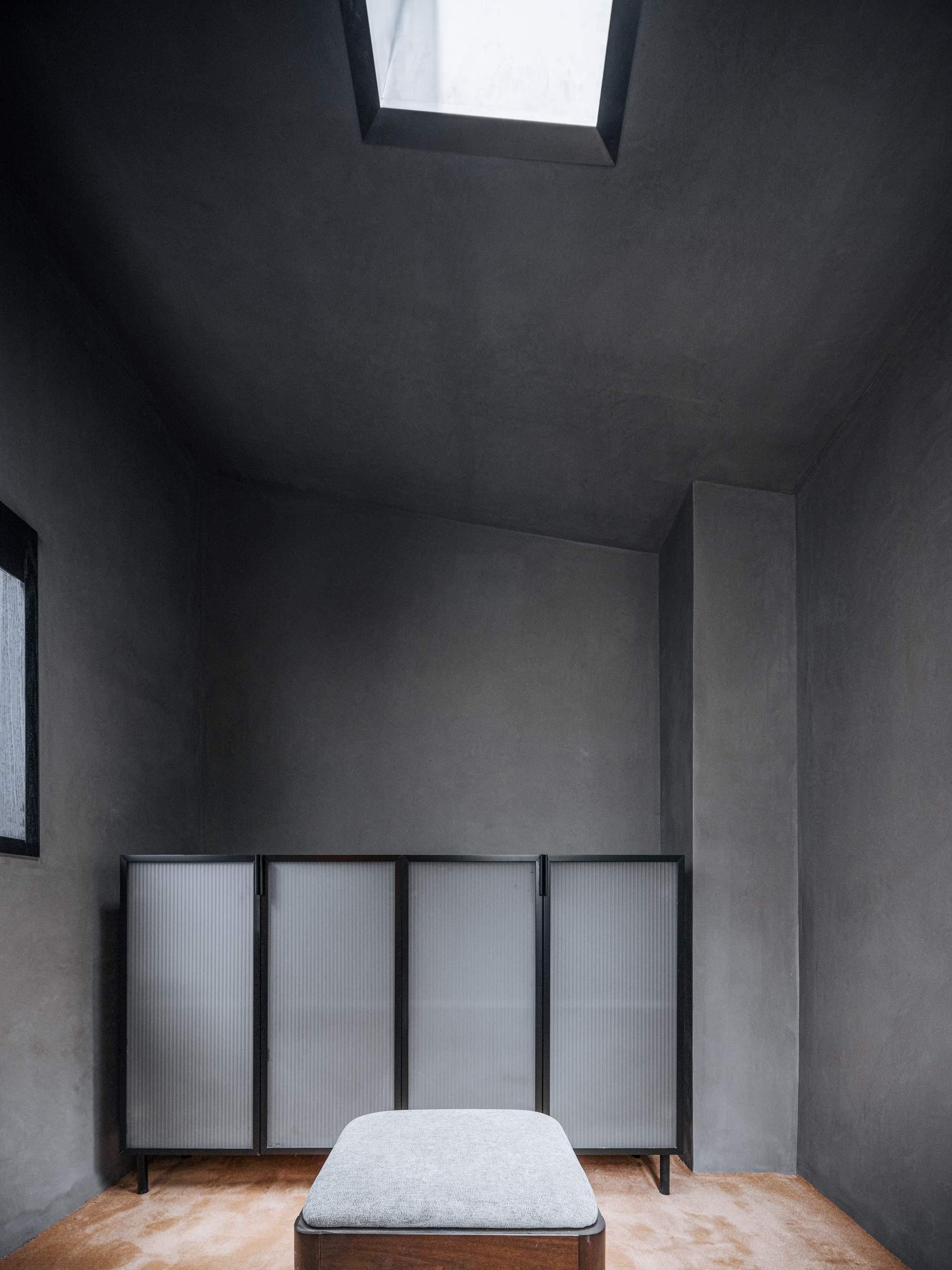 Старый дом с новым стильным дизайном, Китай
