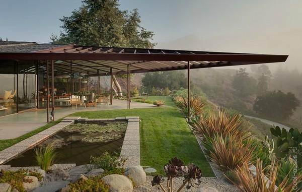 Оригинальный дом в Калифорнии