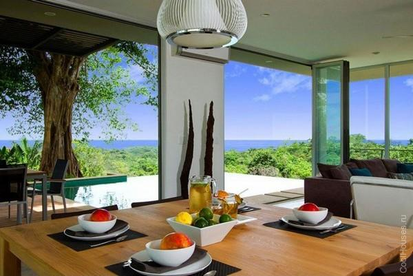 Солнечная вилла в Коста-Рика