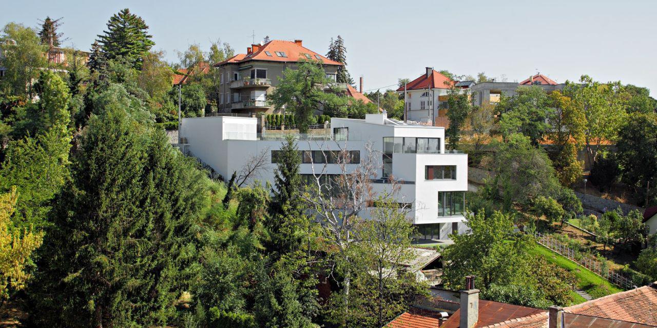Нестандартный дом в Хорватии