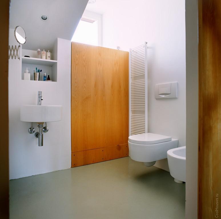 Современный дизайн в маленькой квартире