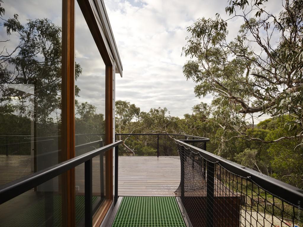 Стильный загородный коттедж в Австралии