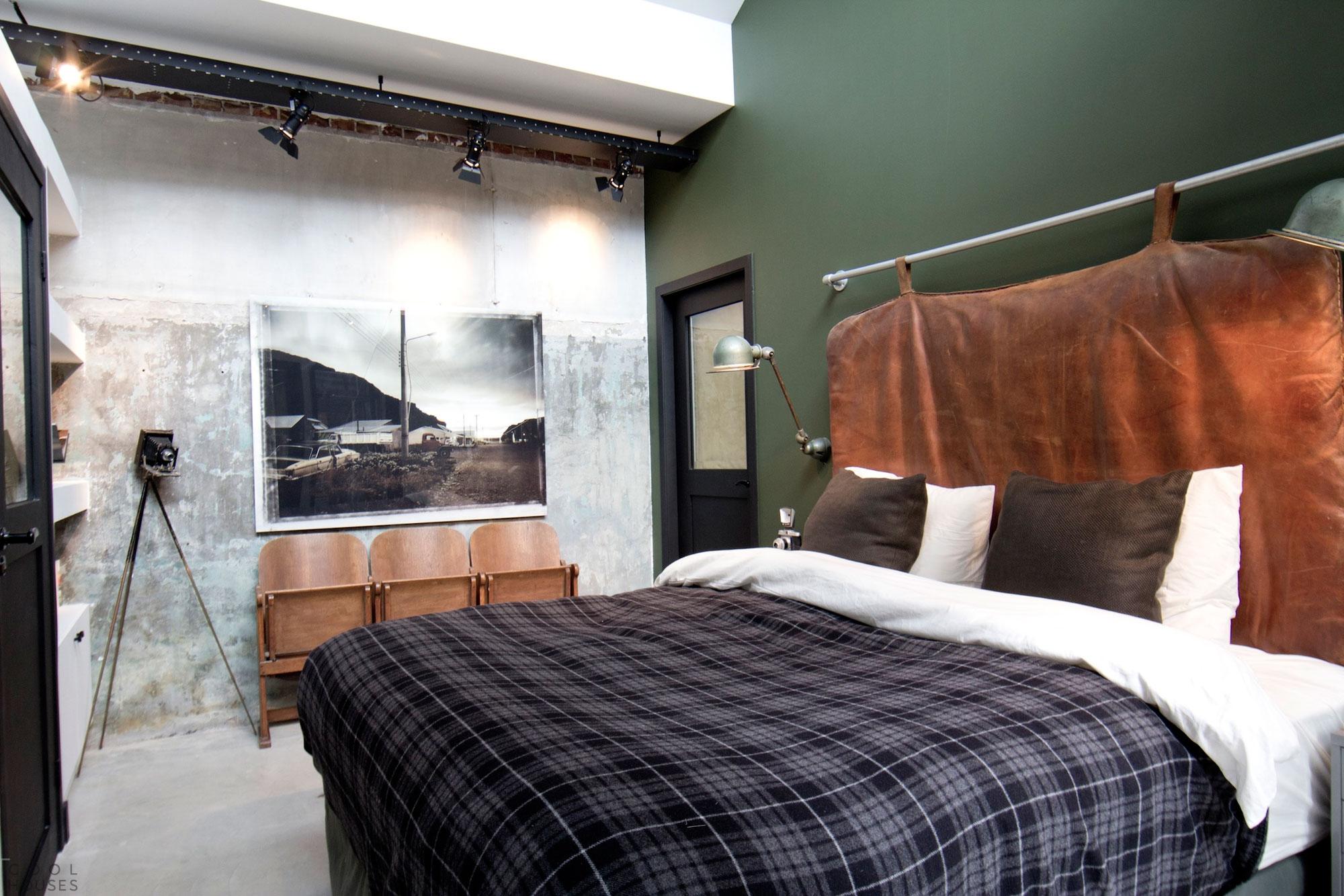 Атмосферная квартира-лофт в Амстердаме