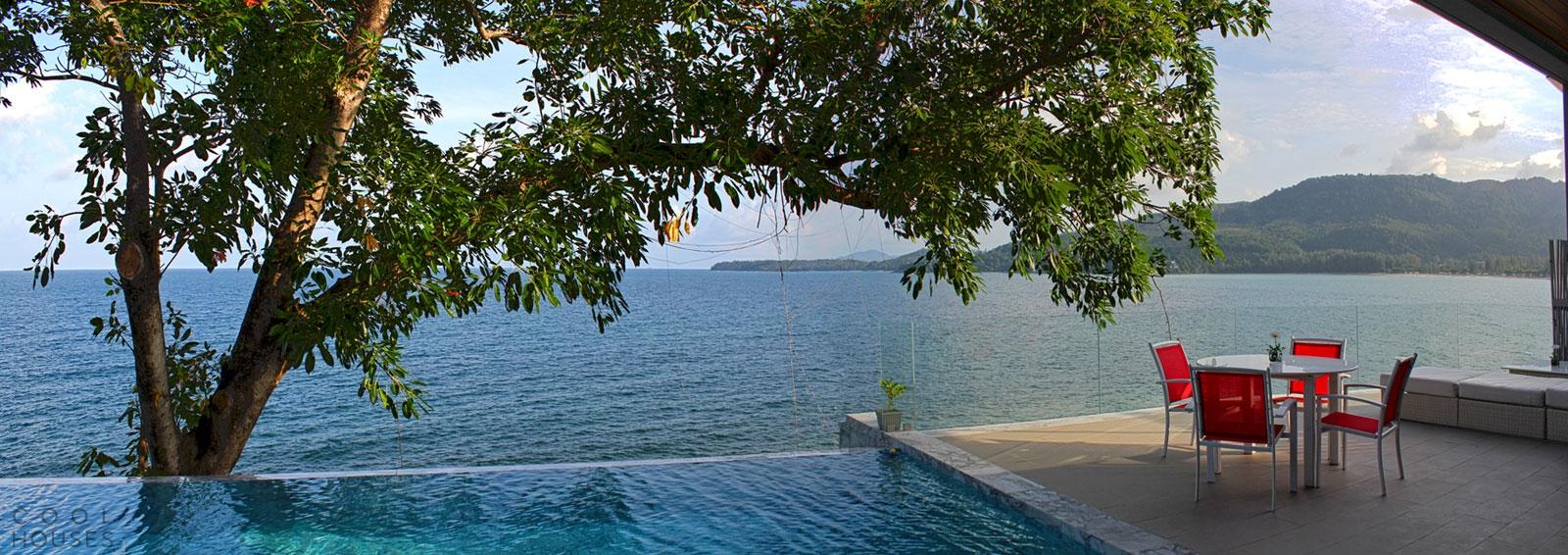 Элитная вилла на острове Пхукет, Таиланд