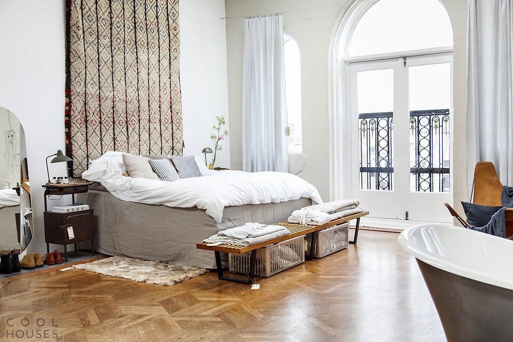 Квартира-лофт в Амстердаме