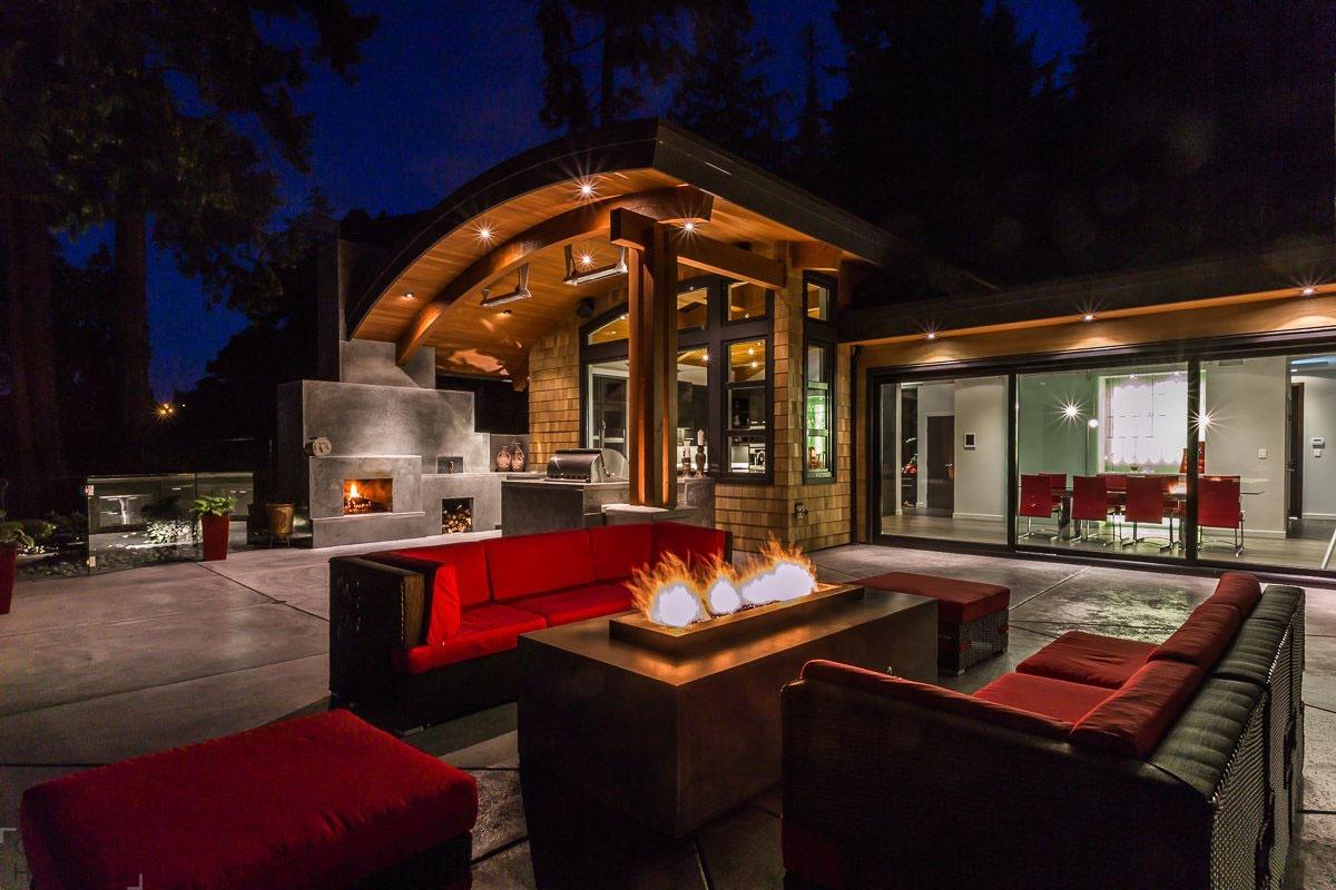 Потрясающая резиденция Cadence, выполненная по проекту Keith Baker Design