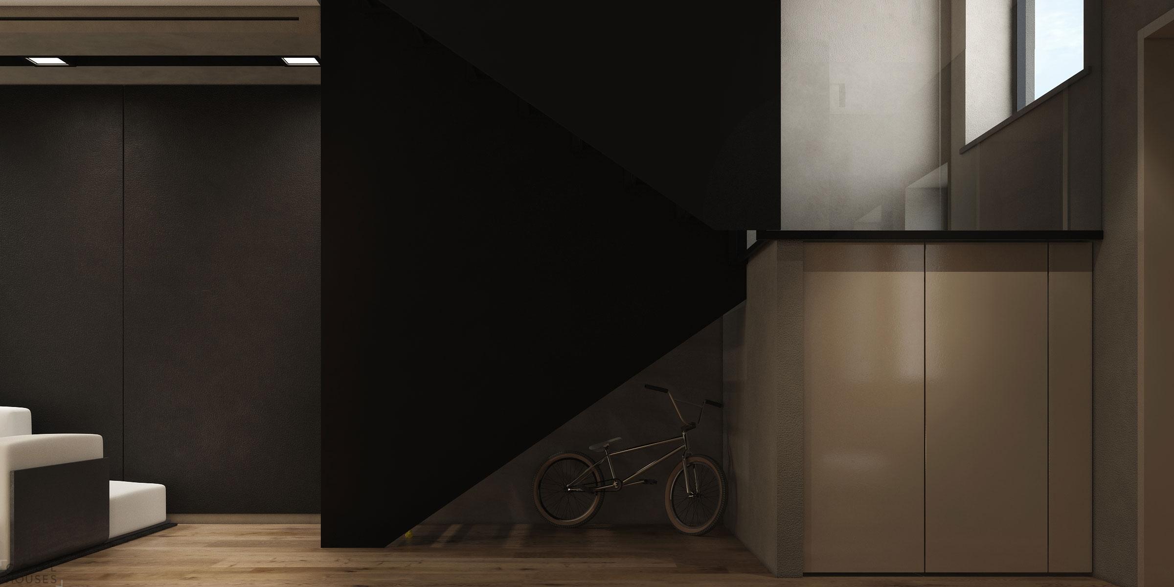 Проект стильного таунхауса от Игоря Сиротова