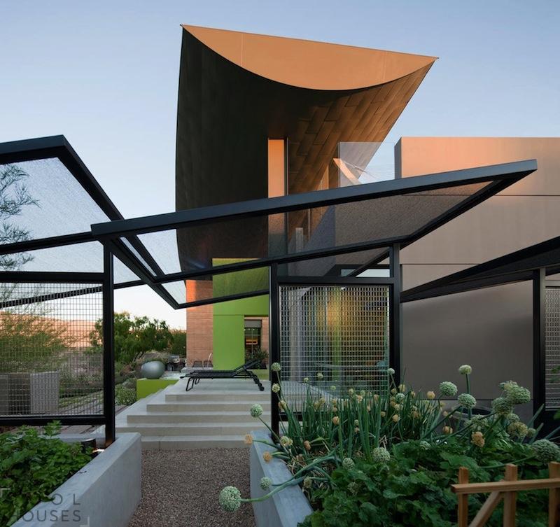 Роскошный дом в Лас-Вегасе за $18.7 млн.