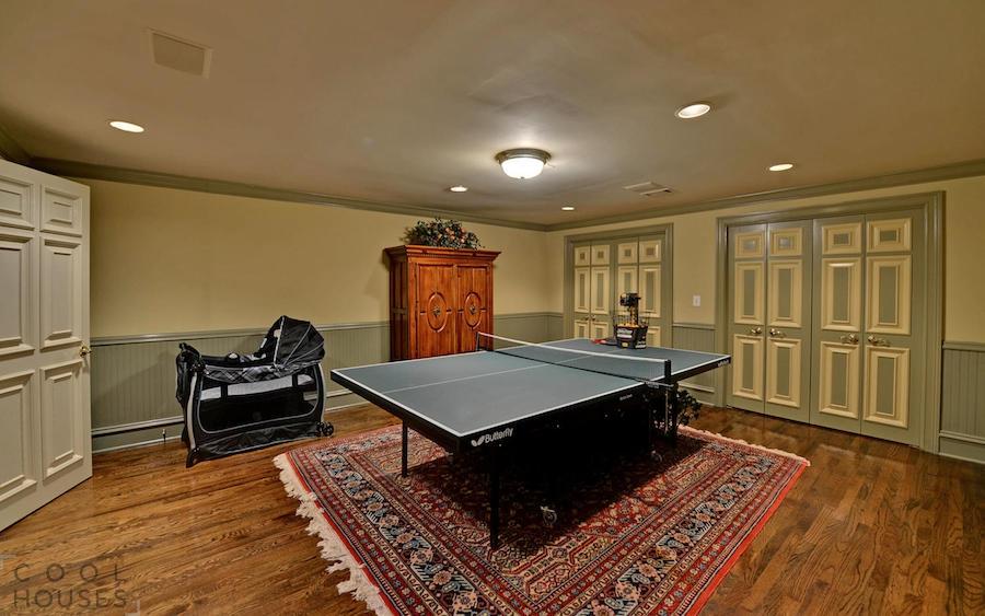 Роскошный особняк в дворцовом стиле находится в штате Джорджия, США