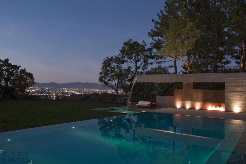 Загородная резиденция в Лос Анджелес
