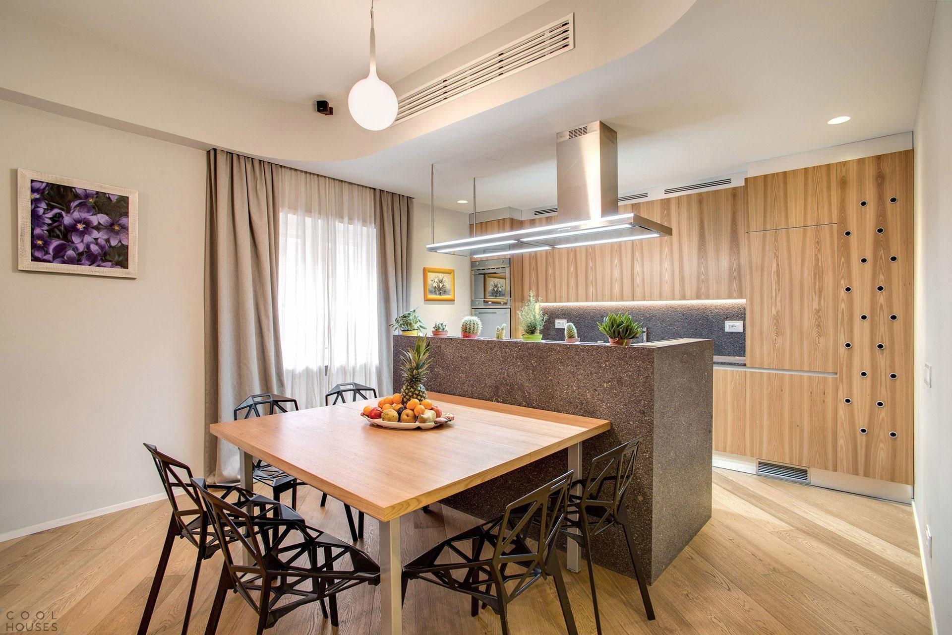 Элегантная квартира в Риме
