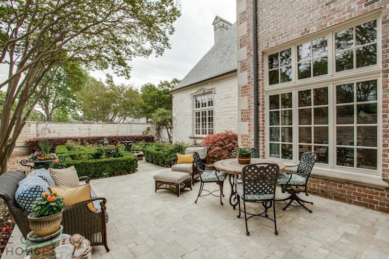 Роскошное поместье в Далласе, штат Техас