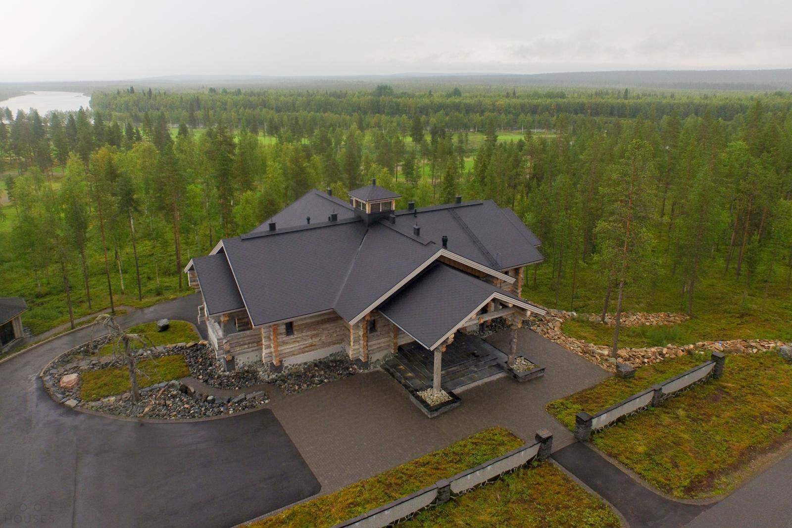 Эксклюзивная вилла за $ 4,4 млн. в Финляндии
