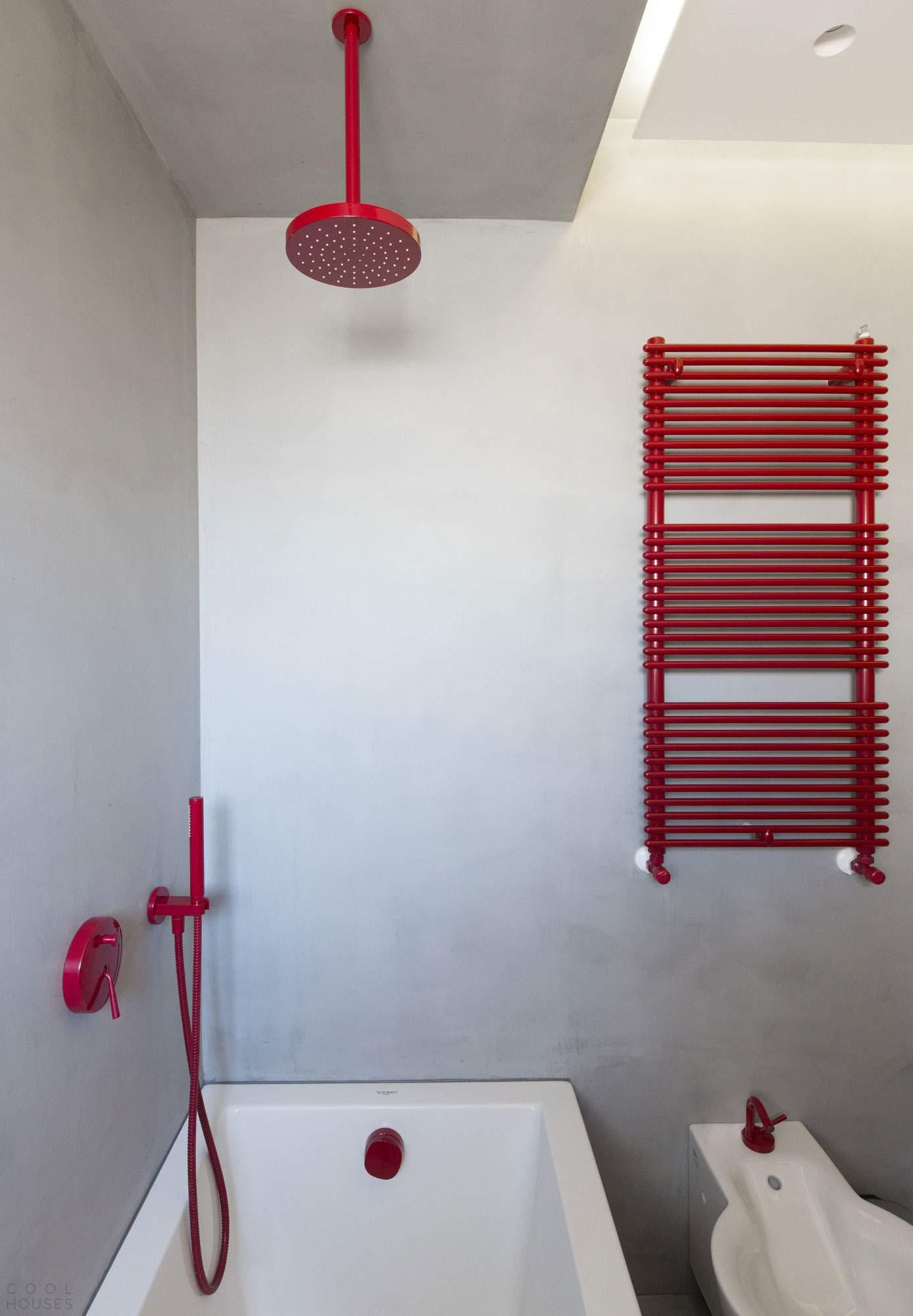 Современная квартира в стиле минимализма в Италии