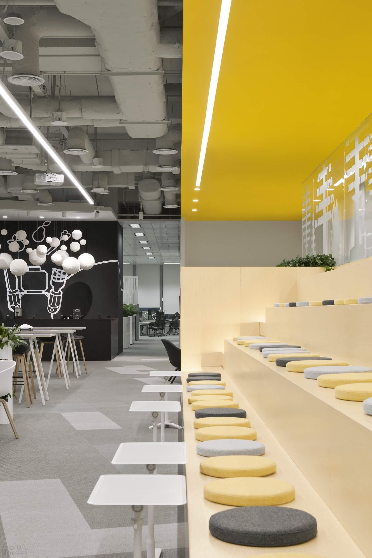 Новый офис компании «LEGO Group» в Шанхае, Китай