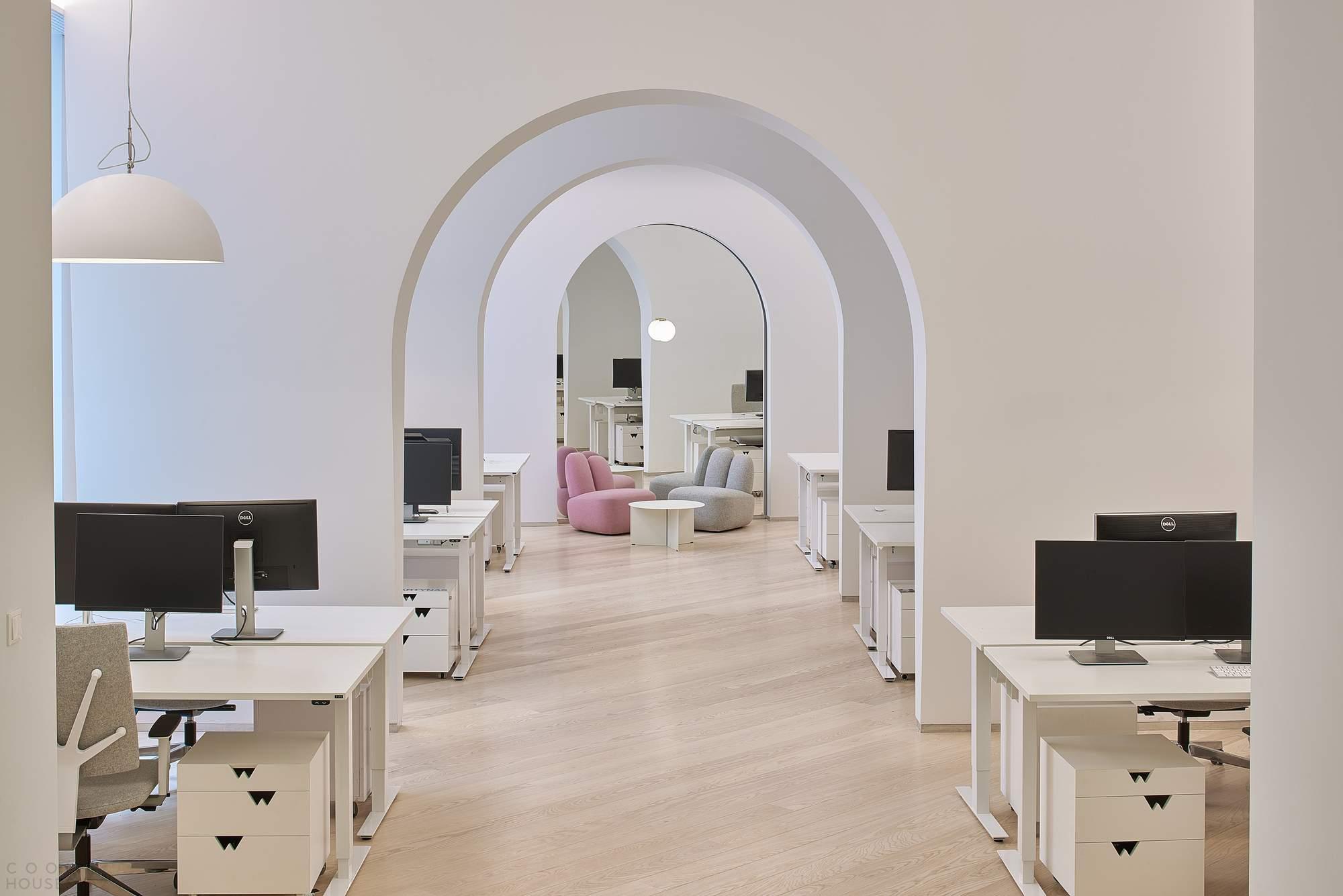 Офис компании WIX.COM в Вильнюсе, Литва