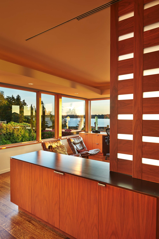 Резиденция Брук Бэй на острове Мерсер в США