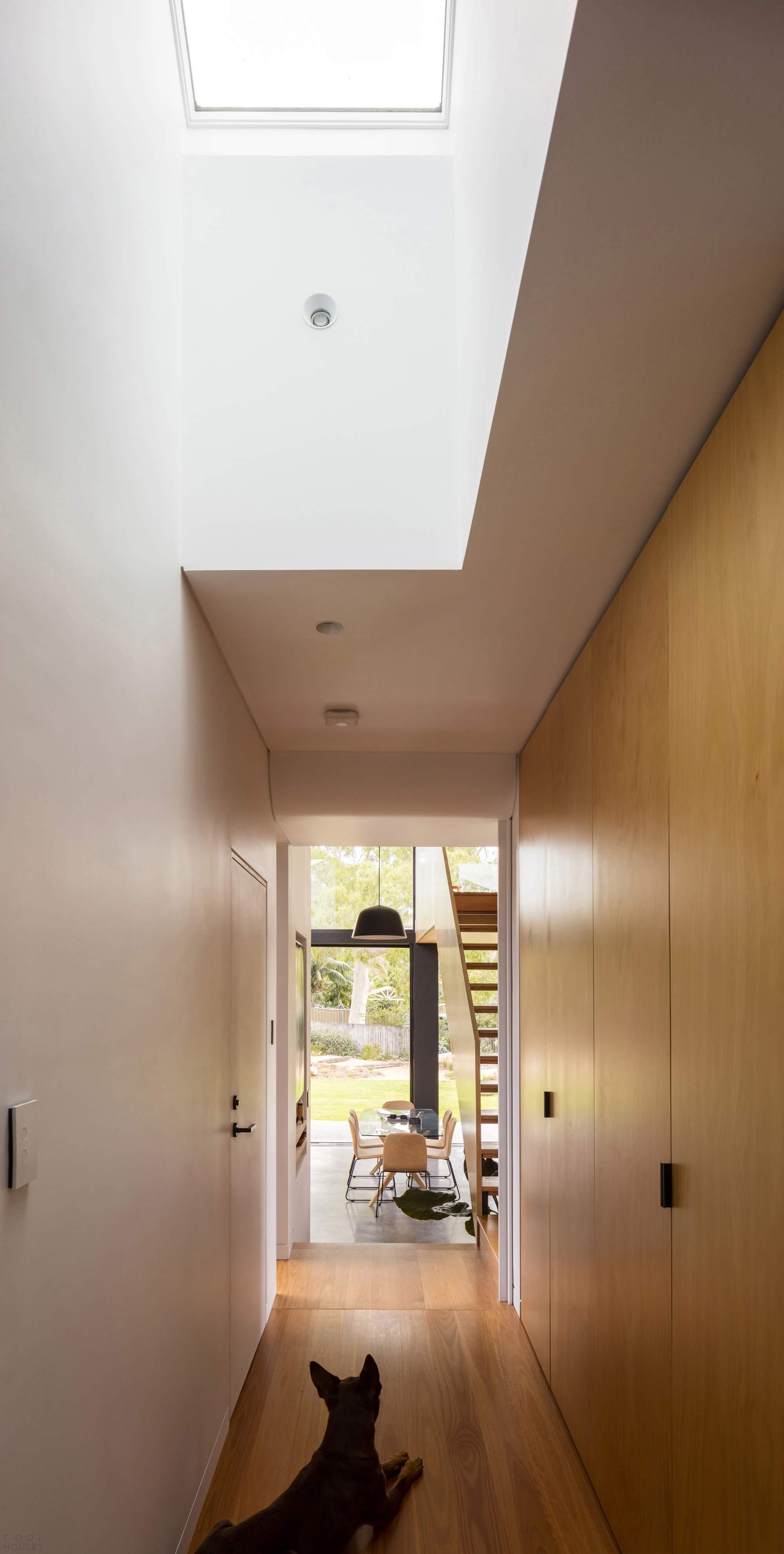 Дом «с двумя лицами» в Вулооваре, Австралия
