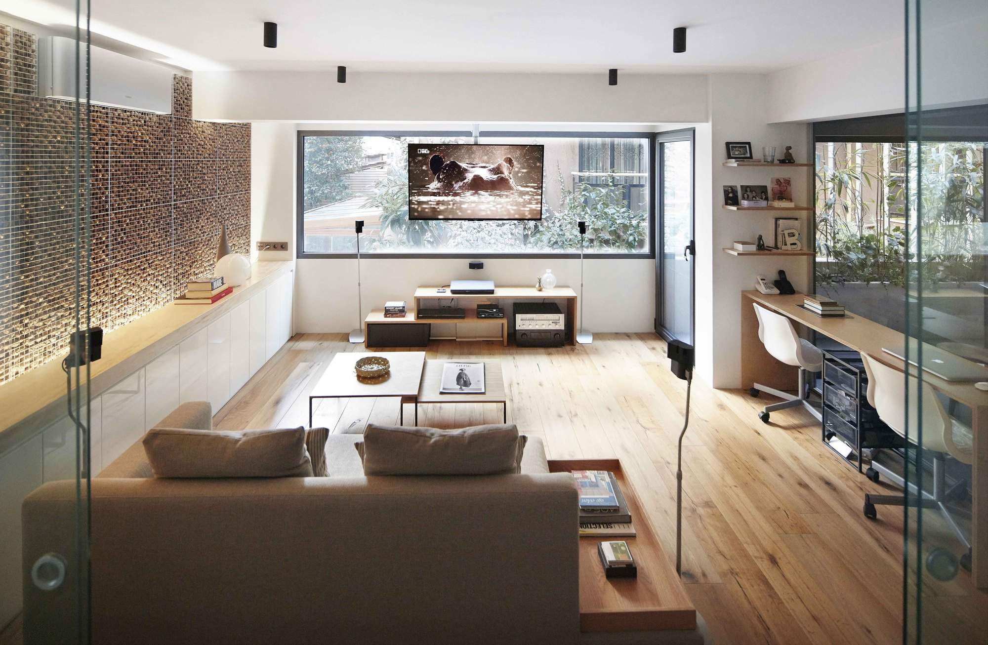 Редизайн квартиры фотографа в Измире, Турция
