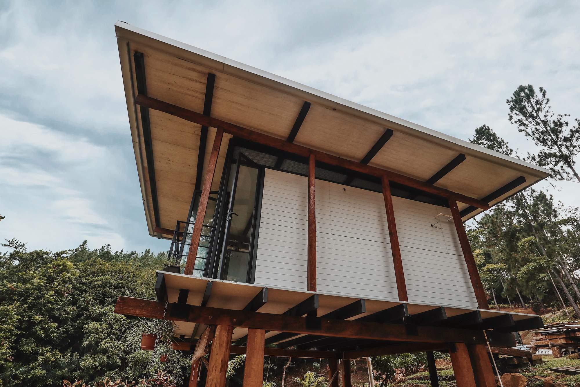 Семейный проект Cabin 192 в Альтос-дель-Мария, Панама