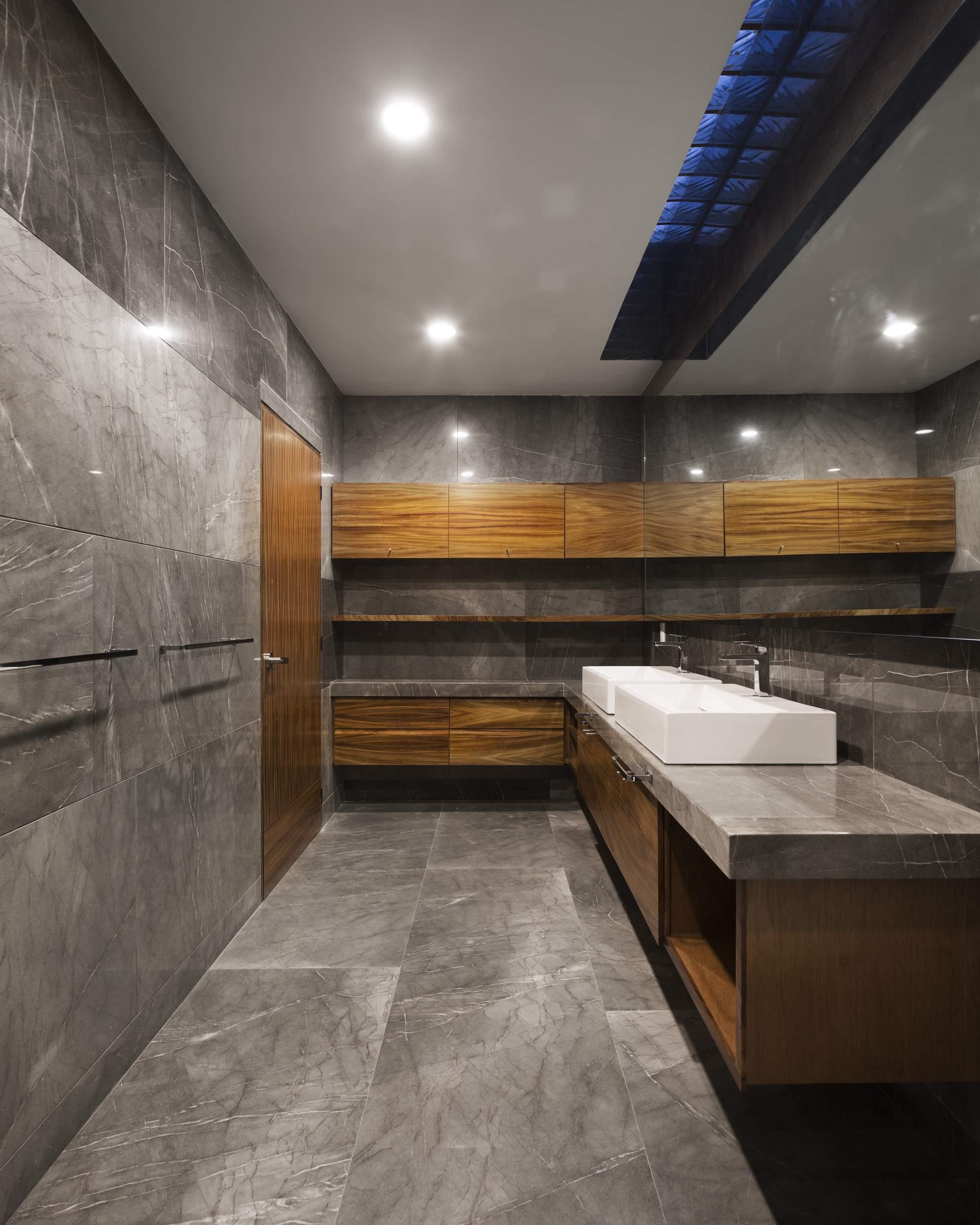 Современный дом RLD House, Мексика