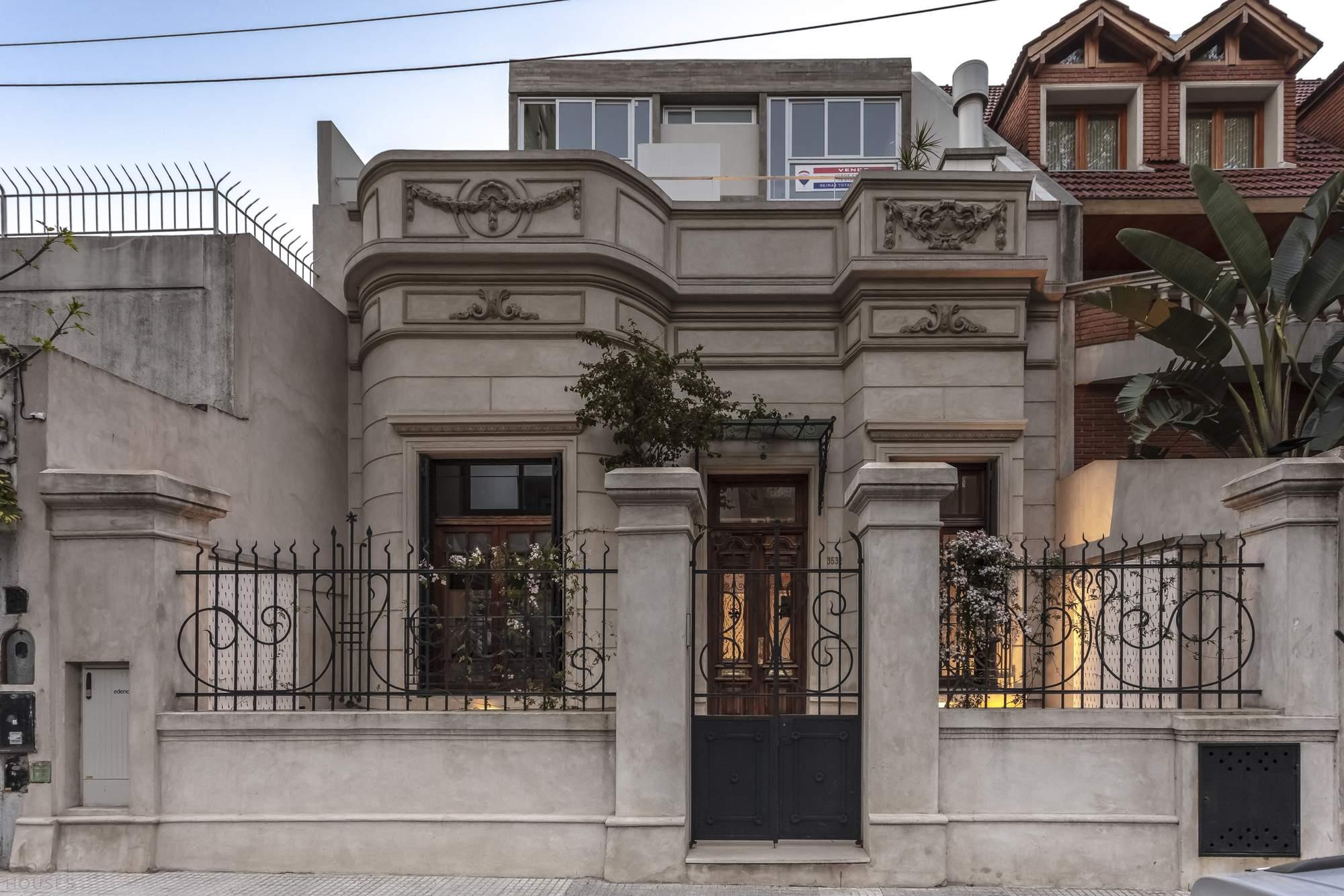 Адаптация старинного здания к современной жизни, Аргентина