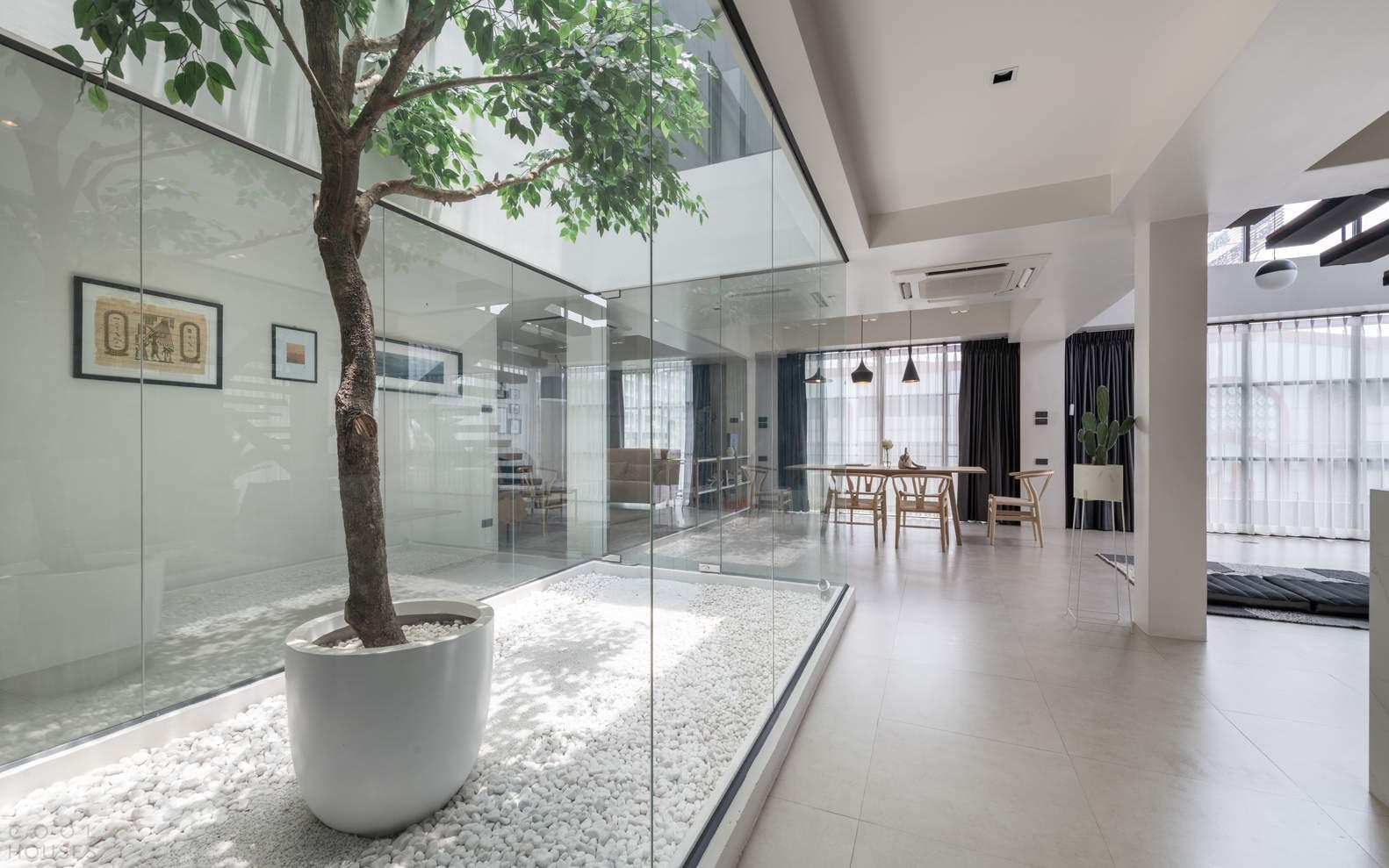 Частные апартаменты с гибким пространством, Таиланд