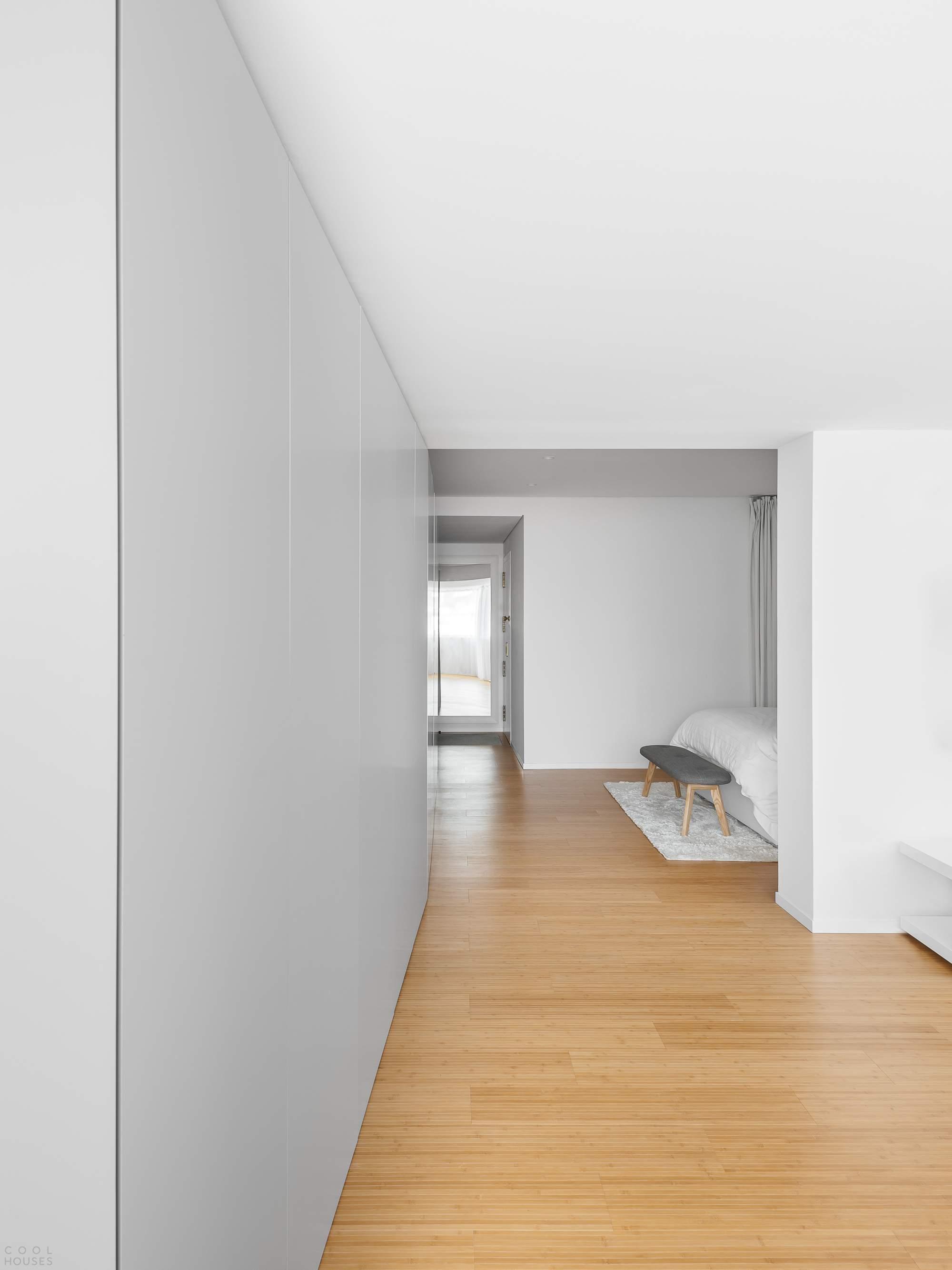 Квартира с пространственной универсальностью, Португалия