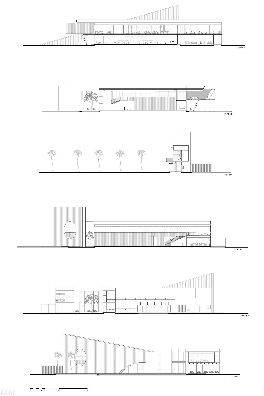 Реконструкция офисного здания Bepensa в Мексике