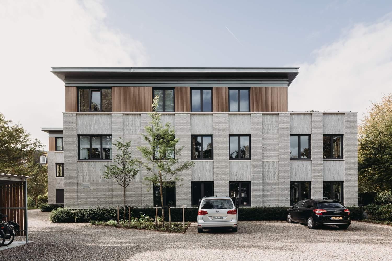 Роскошные апартаменты от VanOmmeren-architecten, Нидерланды