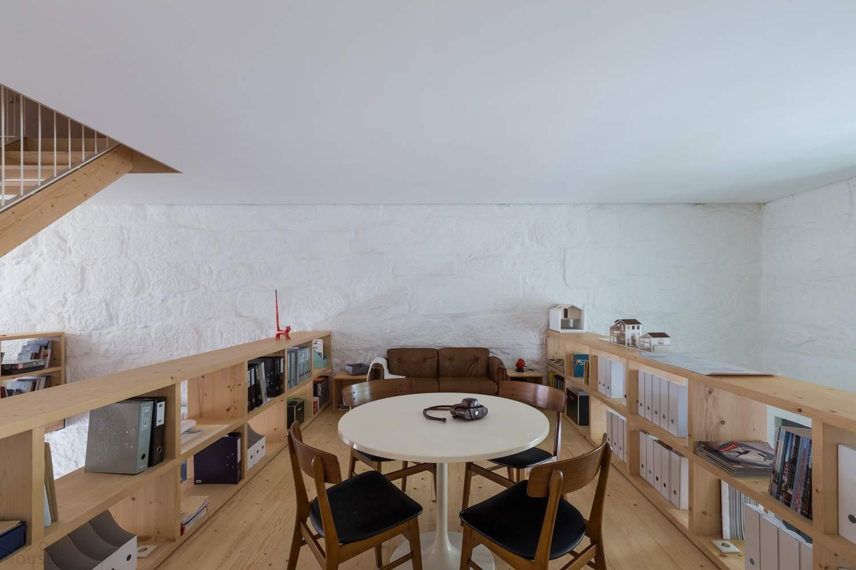 Современный дом с оригинальным дизайном, Португалия