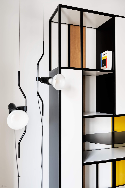 Квартира в супрематическом стиле, Италия