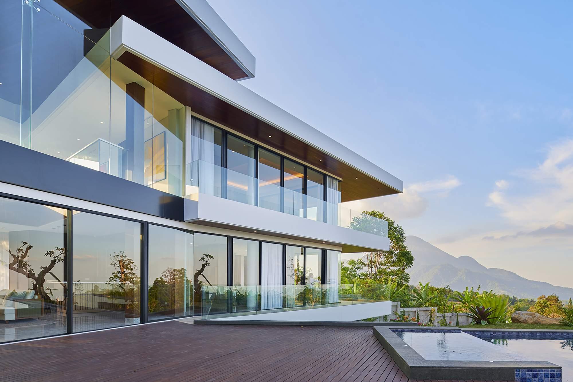 Роскошная вилла IV Villa, Индонезия