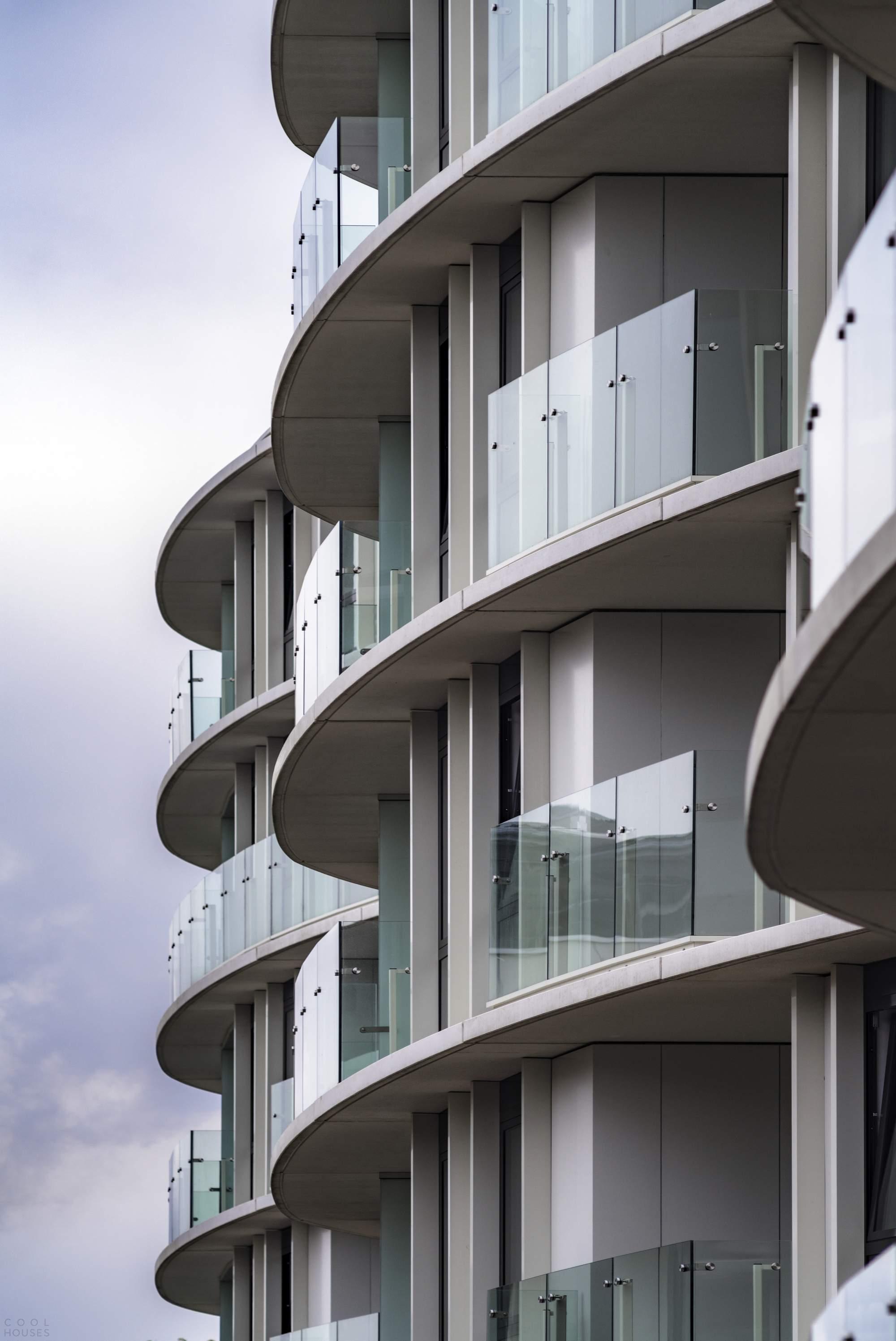 Современный жилой комплекс «Рапсодия на Западе», Нидерланды