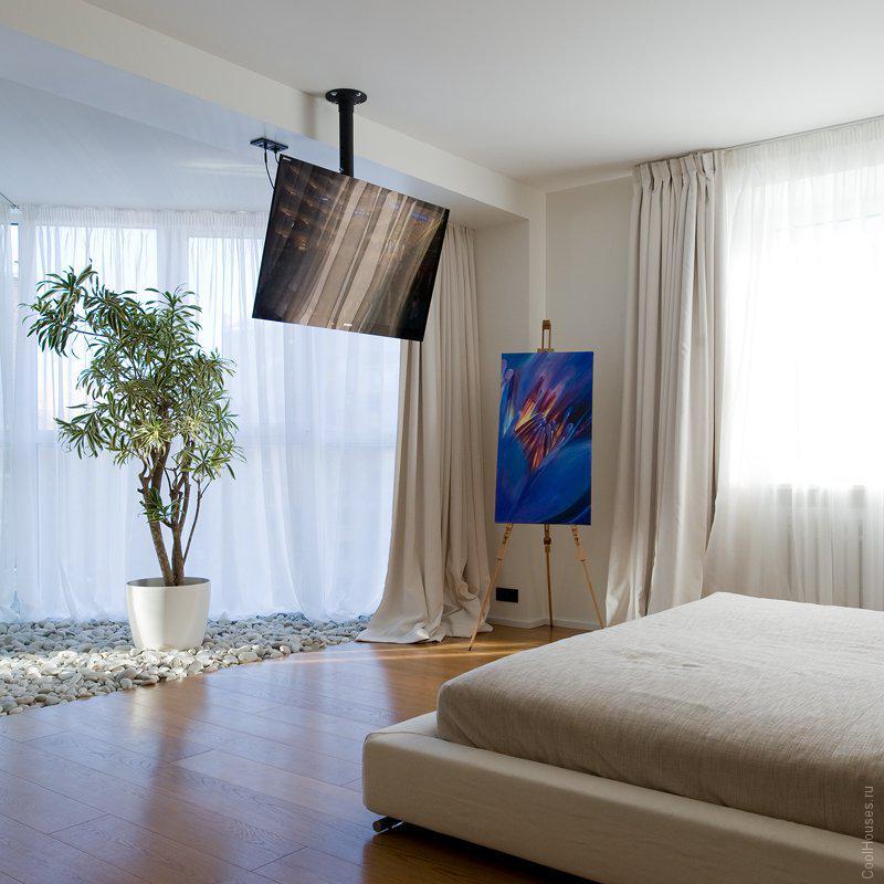 Апартаменты в Москве в стиле модерн