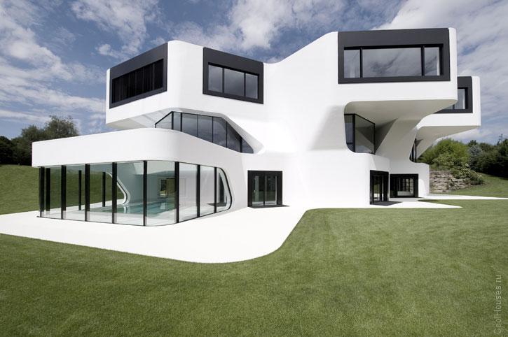 Фантастический дом в Германии